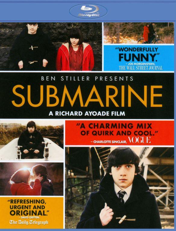 Submarine [Blu-ray] [2010] 3421683