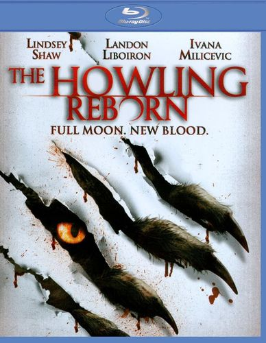 The Howling Reborn [Blu-ray] [2011] 3421801