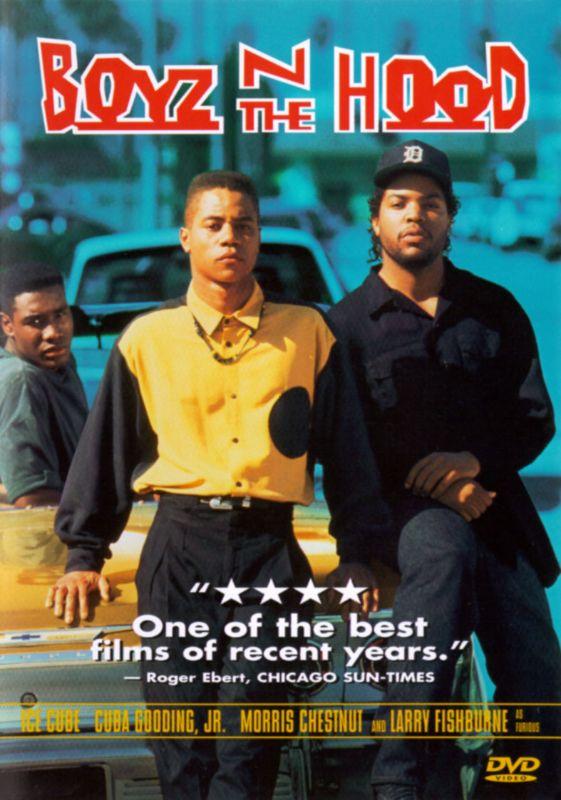 Boyz 'N the Hood [DVD] [1991] 3423129
