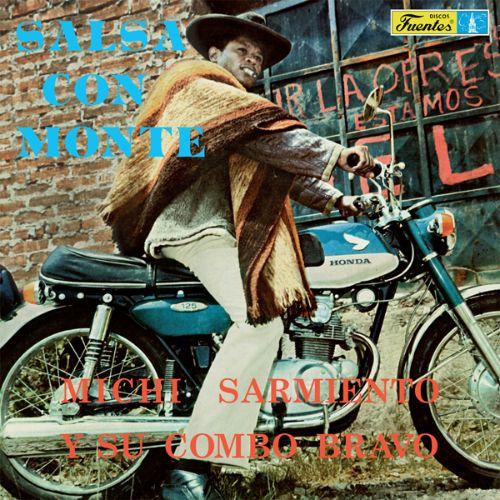 Image of Salsa Con Monte [LP] - VINYL