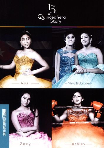 15: A Quinceanera Story [DVD]