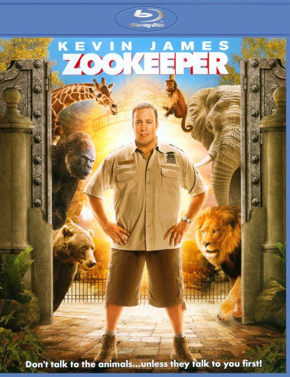 Zookeeper [Blu-ray] [2011] 3425255