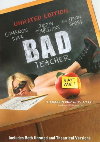 Bad Teacher [Unrated] [DVD] [2011] 3425273