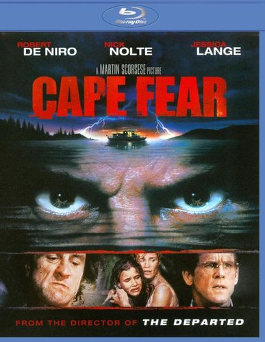 Cape Fear [Blu-ray] [1991] 3426069
