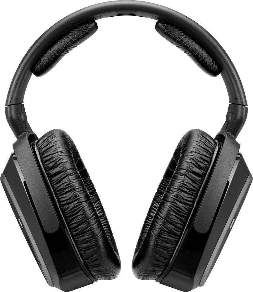 Sennheiser Over-the-Ear Accessory Headphones for RS-165 Headphone Systems Black HDR 165