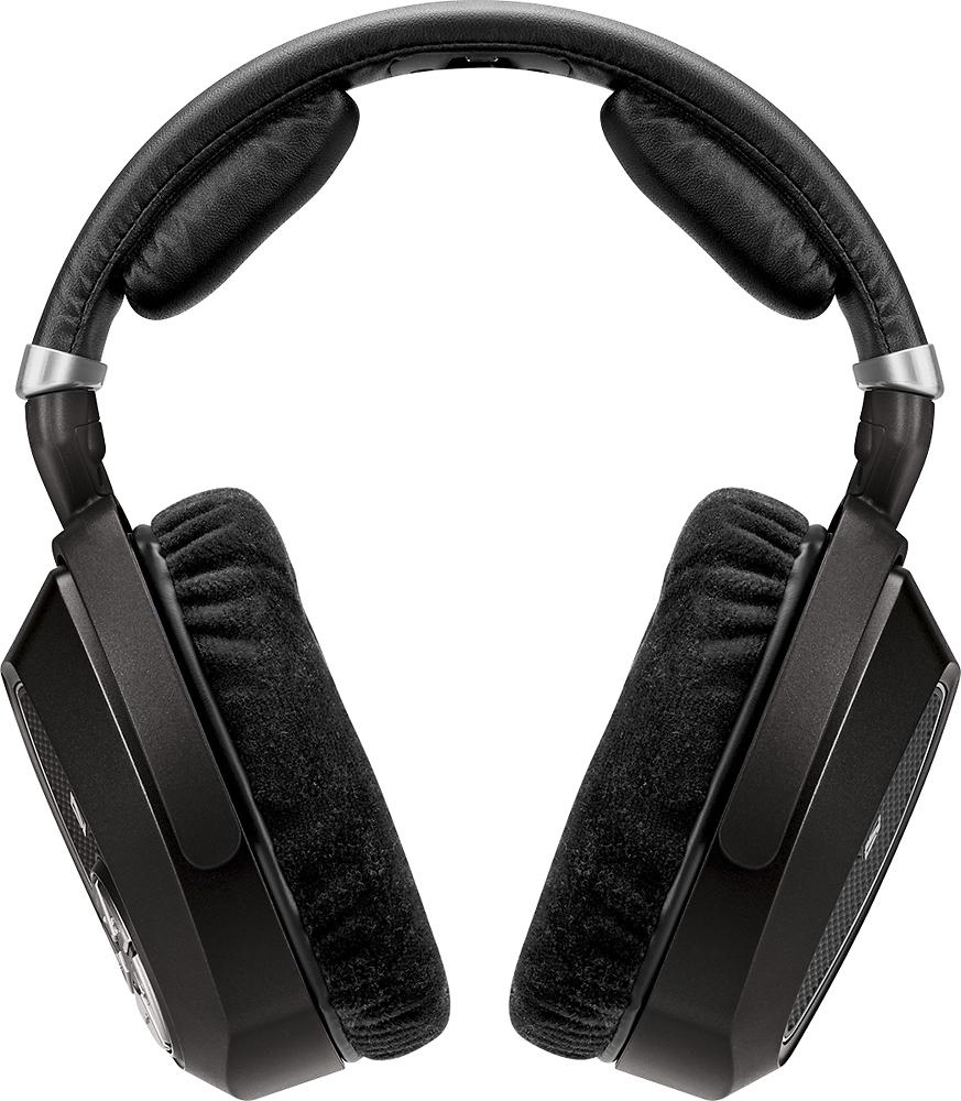 Sennheiser Over-the-Ear Accessory Headphones for RS-185 Headphone Systems Black HDR 185