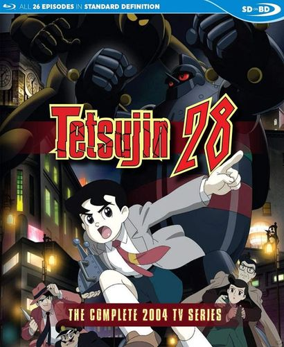 Tetsujin 28: The Complete...