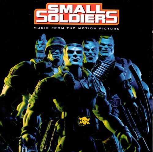 Small Soldiers [CD] 3433476