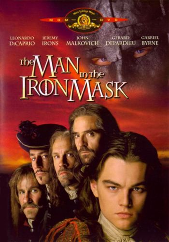 The Man in the Iron Mask [DVD] [1998] 3437070