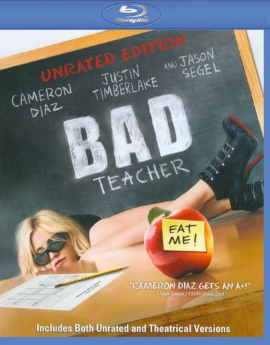 Bad Teacher [Unrated] [Blu-ray] [2011] 3438601