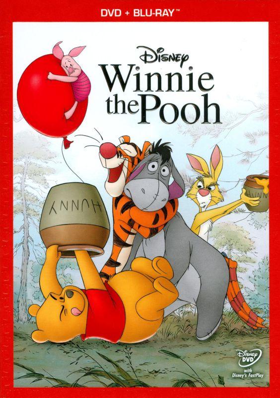 Winnie the Pooh [2 Discs] [Blu-ray/DVD] [2011] 3439045