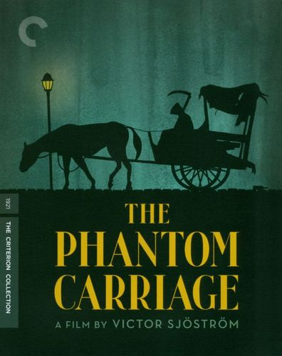 The Phantom Carriage [Criterion Collection] [Blu-ray] [1920] 3459109