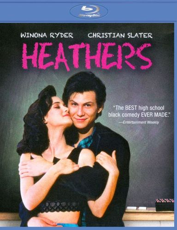 Heathers [Blu-ray] [1989] 3459145