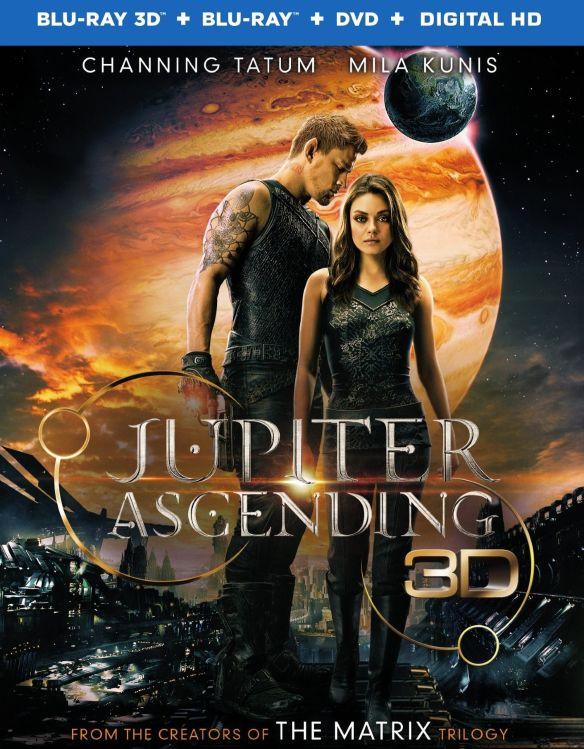 Jupiter Ascending [3 Discs] [Includes Digital Copy] [3D] [Blu-ray/DVD] [Blu-ray/Blu-ray 3D/DVD] [2015] 3473065