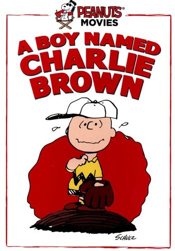 A Boy Named Charlie Brown [DVD] [1969] 3480013