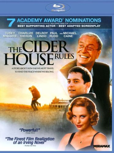 The Cider House Rules [Blu-ray] [1999] 3496075