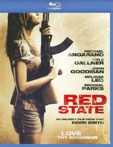 Red State [Blu-ray] [2011] 3496084
