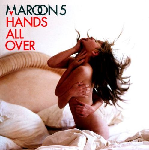 Hands All Over [Bonus Track] [CD]