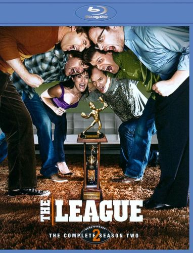 The League: The Complete Season Two [2 Discs] [Blu-ray] 3509808