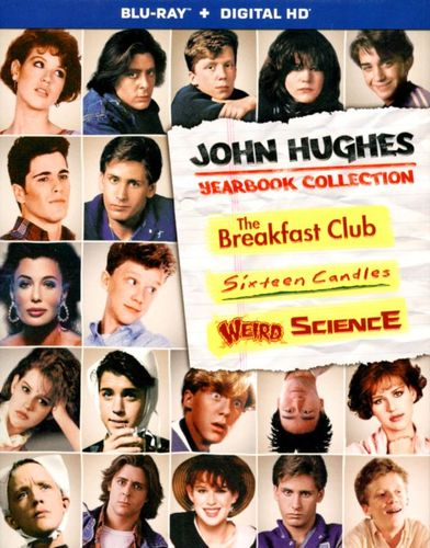 John Hughes Yearbook Collection [3 Discs] [Blu-ray] 3512015