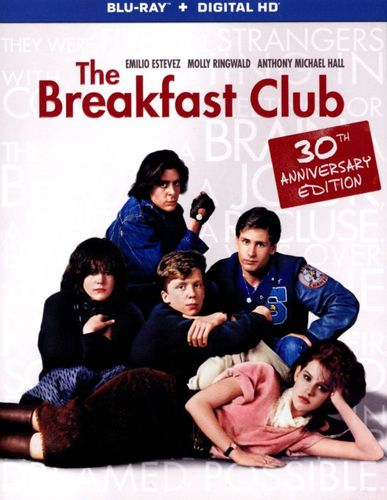 The Breakfast Club [30th Anniversary Edition] [Blu-ray] [1985] 3512024