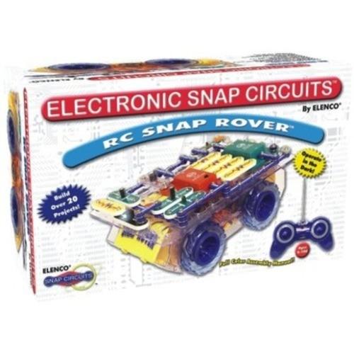 Elenco - Snap Circuits RC Snap Rover Kit - Multi 3513425
