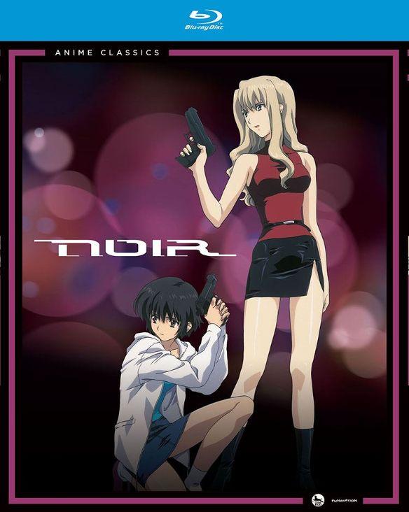 Noir: Complete Series [4 Discs] [Blu-ray] 3513879