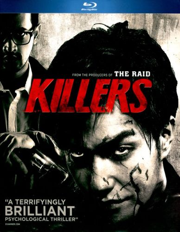 Killers [Blu-ray] [2014] 3513888