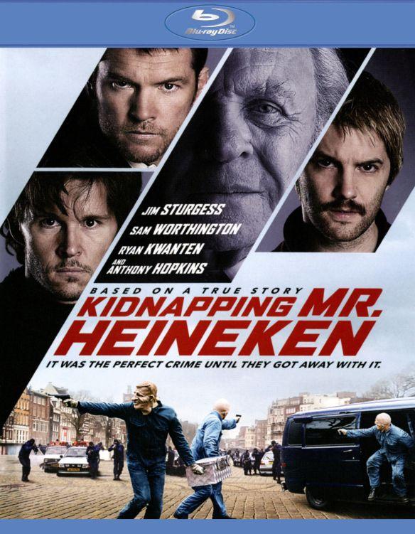 Kidnapping Mr. Heineken [Blu-ray] [2015] 3513897