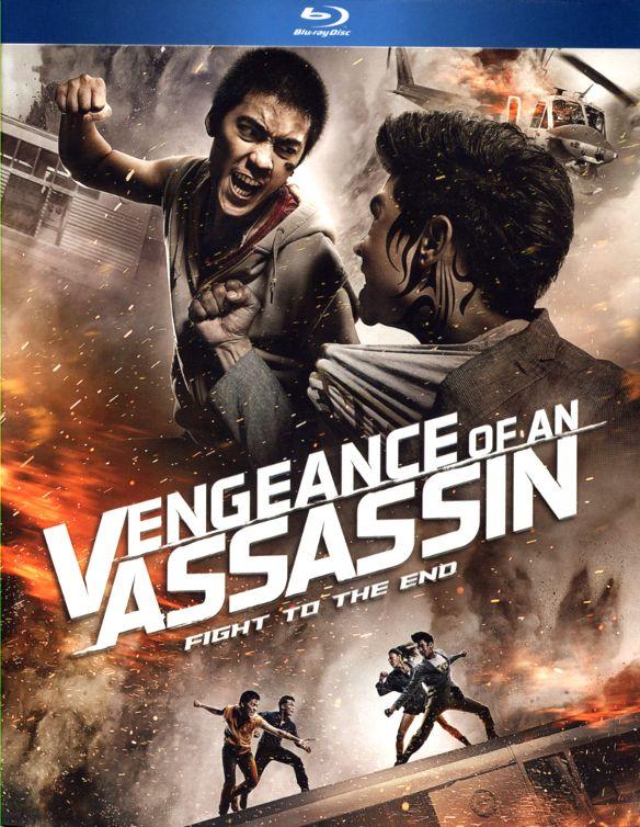 Vengeance of an Assassin [Blu-ray] [2014] 3516414