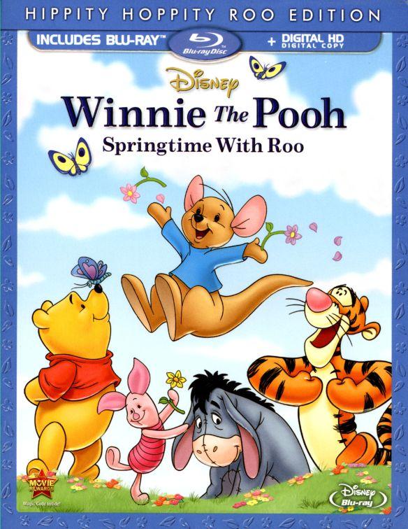 Winnie the Pooh: Springtime with Roo [Blu-ray] [2004] 3518133