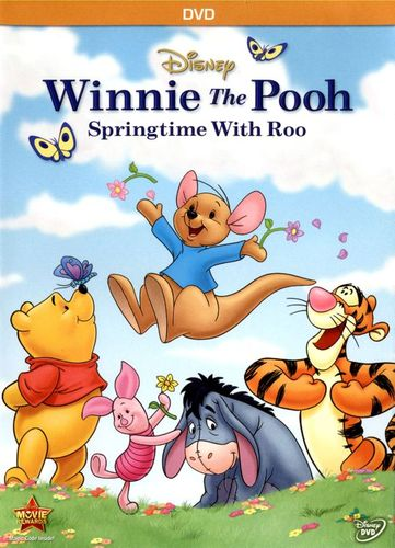 Winnie the Pooh: Springtime with Roo [DVD] [2004] 3518179