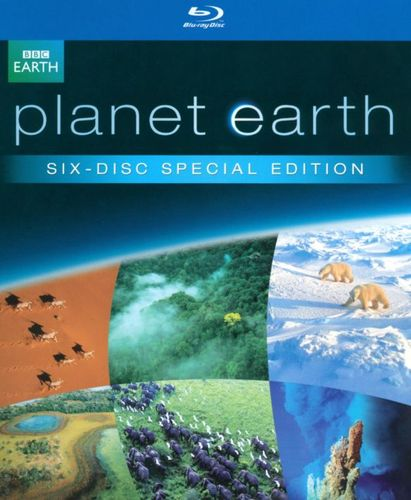Planet Earth [Special Edition Gift Set] [6 Discs] [Blu-ray] 3521346