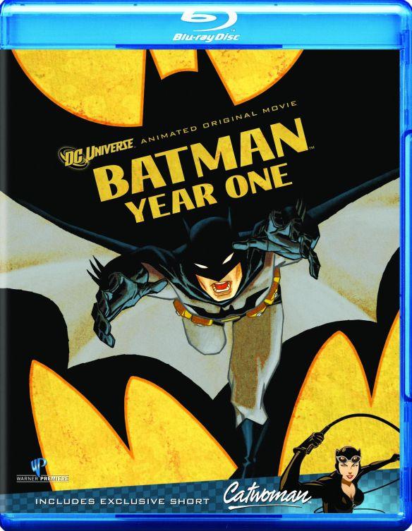 Batman: Year One [2 Discs] [Blu-ray/DVD] [2011] 3521364