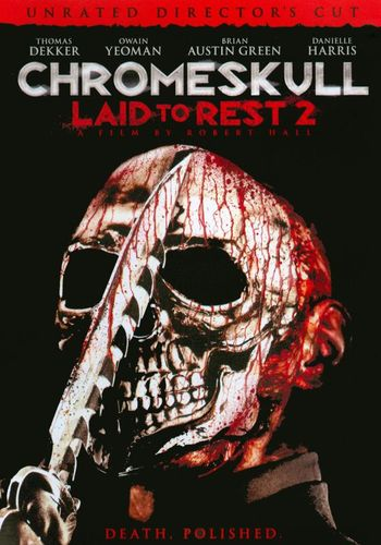 Chromeskull: Laid to Rest 2 [Unrated] [DVD] [2011] 3521719