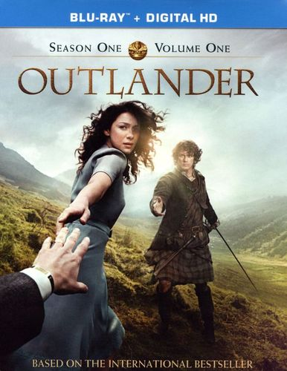 Outlander: Season 1, Vol. 1 [Includes Digital Copy] [UltraViolet] [Blu-ray] 3528051