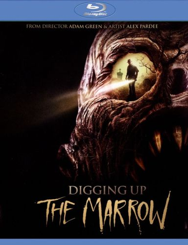 Digging Up the Marrow [Blu-ray] [2014] 3528097