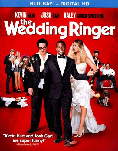 The Wedding Ringer [Includes Digital Copy] [UltraViolet] [Blu-ray] [2015] 3528102