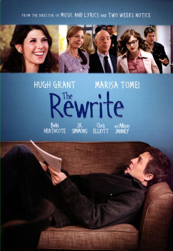 The Rewrite [DVD] [2014] 3528111