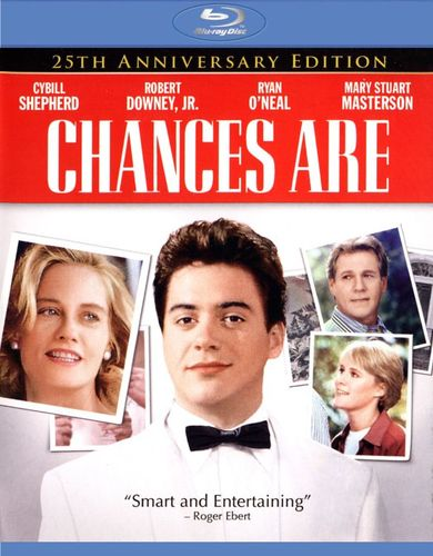 Chances Are [Blu-ray] [1989] 3528157