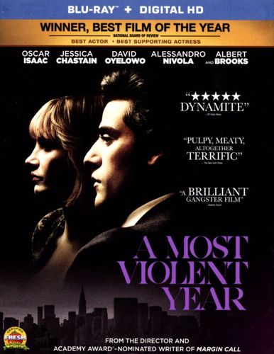 A Most Violent Year [Blu-ray] [2014] 3530045