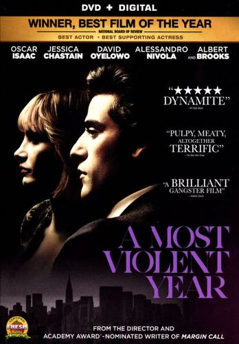 A Most Violent Year [DVD] [2014] 3530054
