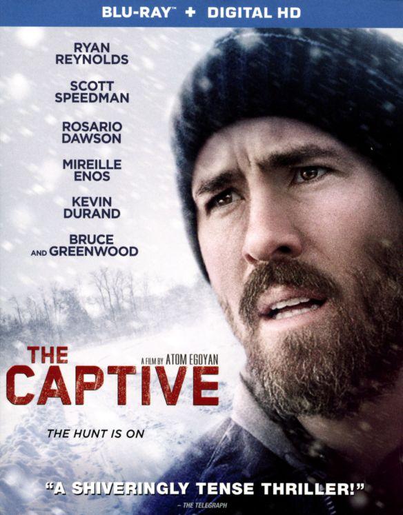 The Captive [Blu-ray] [2014] 3530063