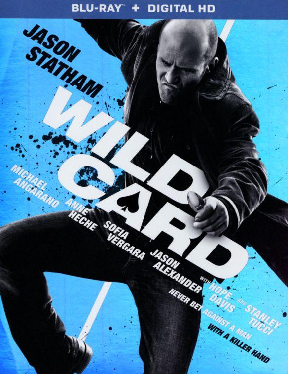 Wild Card [Blu-ray] [2014] 3530081