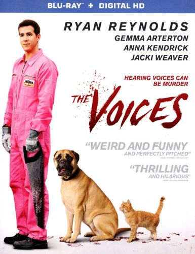 The Voices [Blu-ray] [2014] 3530132