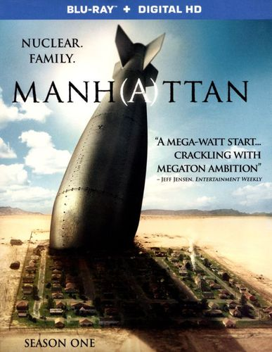 Manhattan: Season One [3 Discs] [Blu-ray] 3530169