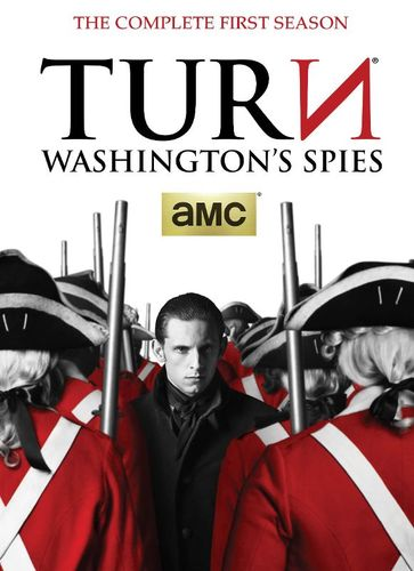 TURN: Washington's Spies [3 Discs] [DVD] 3530324