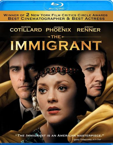 The Immigrant [Blu-ray] [2013] 3530379