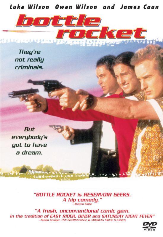 Bottle Rocket [DVD] [1996] 3533778