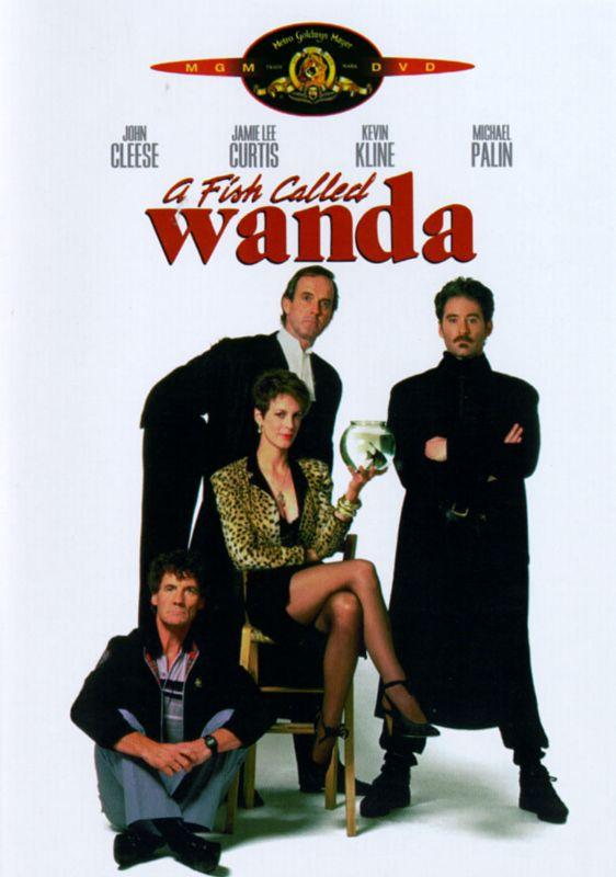 A Fish Called Wanda [DVD] [1988] 3534125